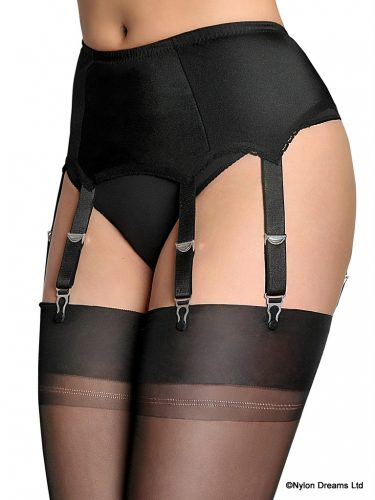 6 Strap Suspender Belt