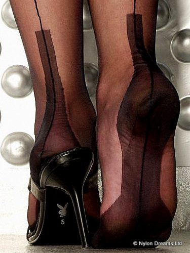 Genuine Fully Fashioned Stockings at Stockings HQ: