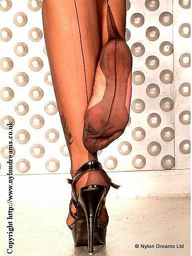 See stockingsfashion nylon dreams nylon dreams